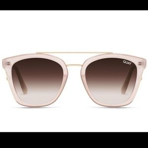 Quay pink sweet dream sunglasses